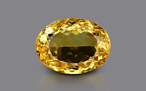 Citrine - 15.83 carats