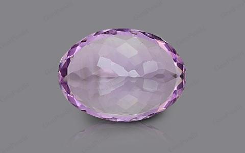 Amethyst - 6.38 carats