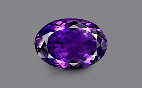 Amethyst - 13.31 carats
