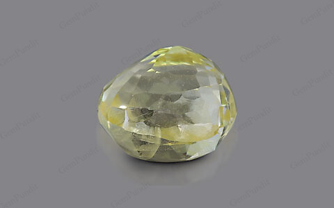 Yellow Sapphire - 2.55 carats
