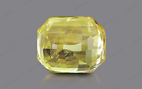 Yellow Sapphire - 3.12 carats