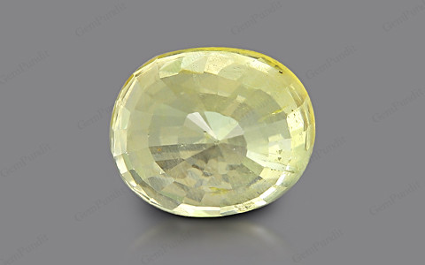 Yellow Sapphire - 4.61 carats