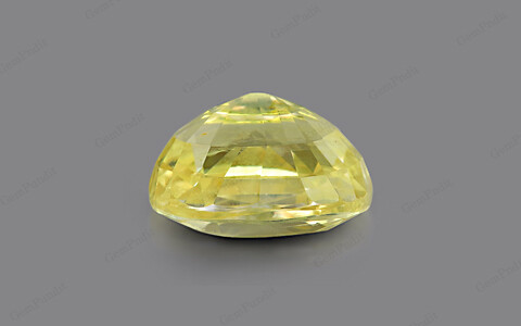 Yellow Sapphire - 6.76 carats