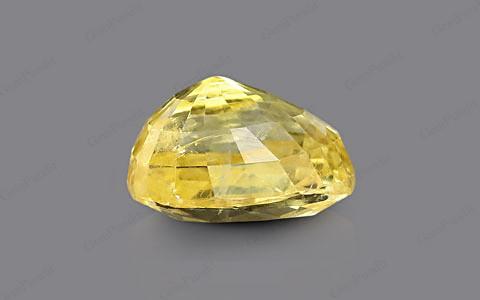 Yellow Sapphire - 6.83 carats