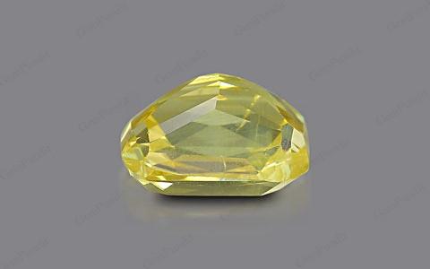 Yellow Sapphire - 6.54 carats