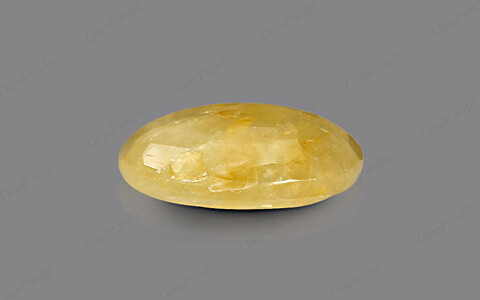 Yellow Sapphire - 3.70 carats