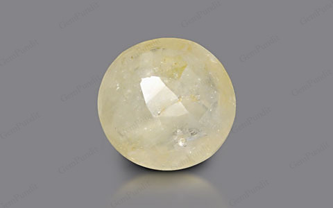 Yellow Sapphire - 4.62 carats