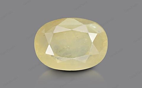 Yellow Sapphire - 8.26 carats
