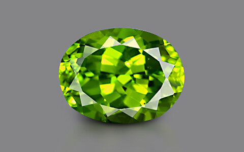 Peridot - 7.03 carats