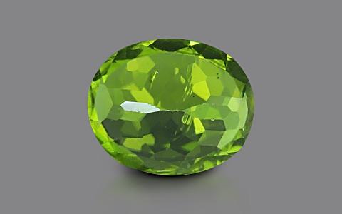 Peridot - 5.59 carats