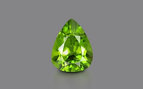 Peridot - 5.90 carats
