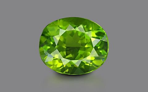 Peridot - 5.96 carats