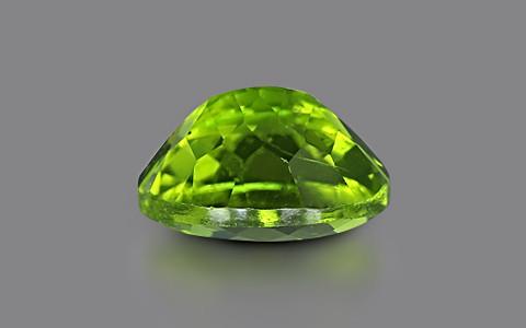 Peridot - 6.34 carats
