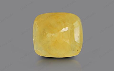 Yellow Sapphire - 8.16 carats