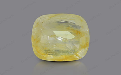 Yellow Sapphire - 6.77 carats