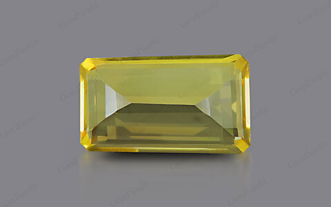 Citrine - 7.56 carats