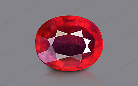 Ruby - 6.40 carats