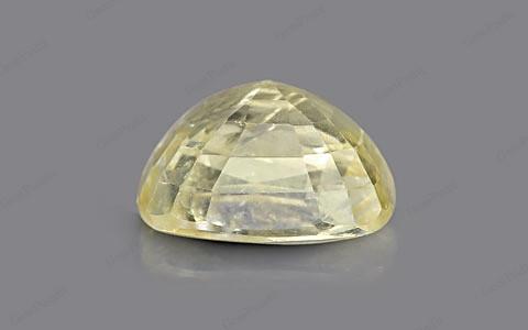 Yellow Sapphire - 4.86 carats