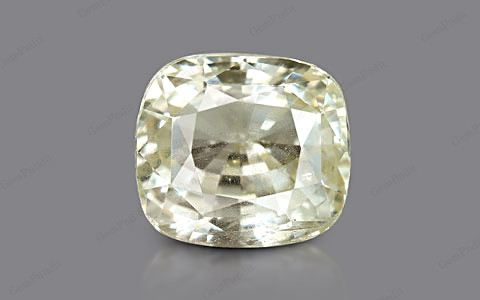 Yellow Sapphire - 6.18 carats