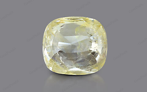 Yellow Sapphire - 6.45 carats