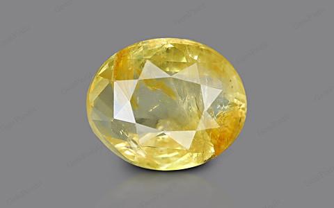 Yellow Sapphire - 4.90 carats