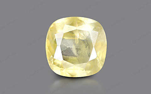 Yellow Sapphire - 3.71 carats