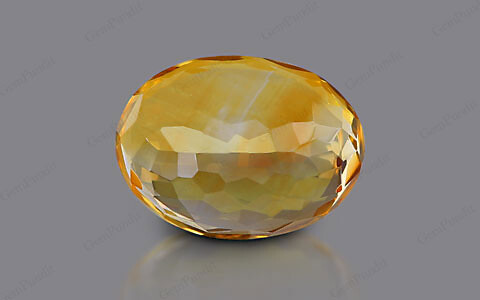 Citrine - 5.19 carats