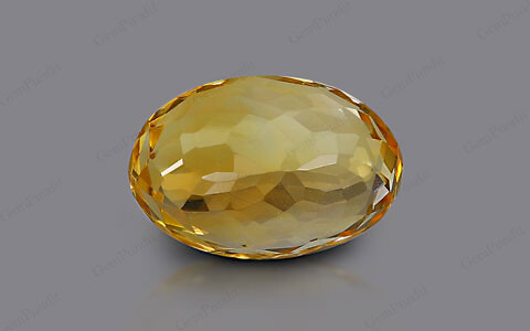 Citrine - 5.42 carats