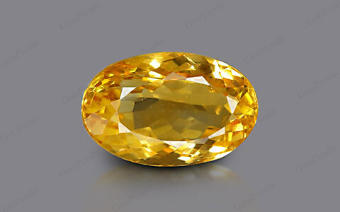 Citrine - 6.78 carats