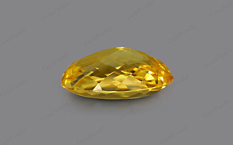 Citrine - 5.29 carats