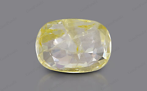 Yellow Sapphire - 4.72 carats