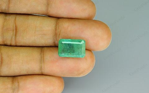 Emerald - 6.40 carats