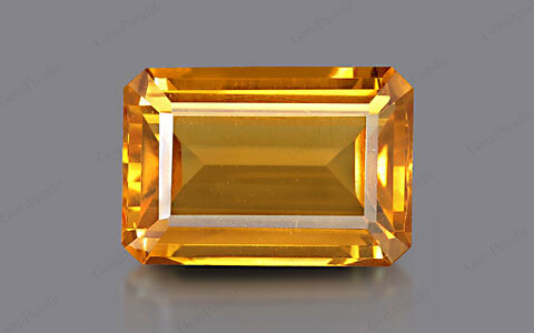 Citrine - 7.22 carats