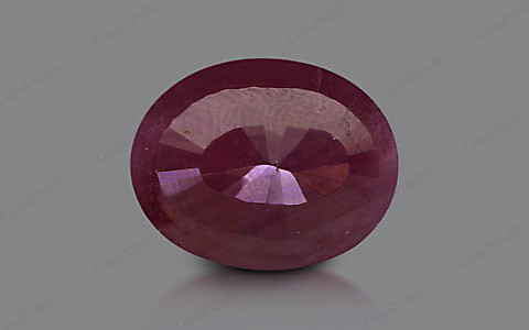 Ruby - 9.89 carats