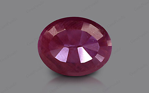 Ruby - 9.68 carats