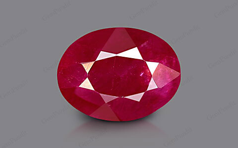 Ruby - 2.77 carats