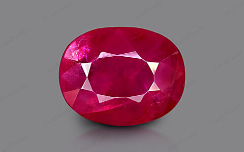 Ruby - 2.66 carats
