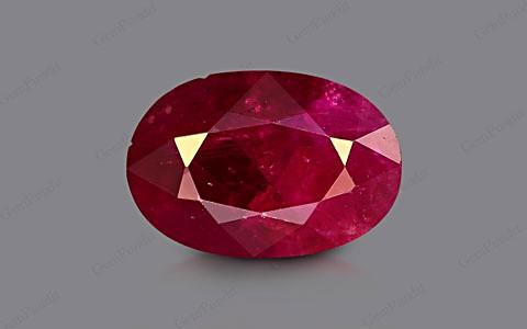 Ruby - 5.33 carats