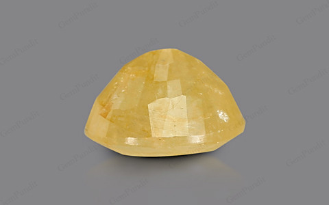Yellow Sapphire - 7.22 carats