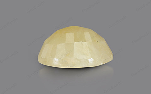 Yellow Sapphire - 7.75 carats