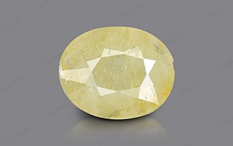 Yellow Sapphire - 6.09 carats