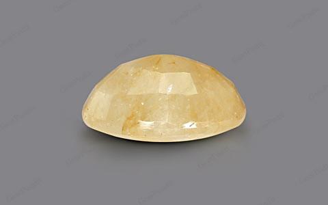 Yellow Sapphire - 10.97 carats