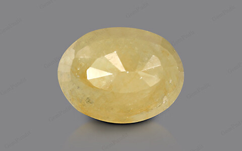 Yellow Sapphire - 9.87 carats