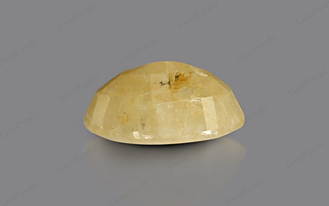 Yellow Sapphire - 4.09 carats