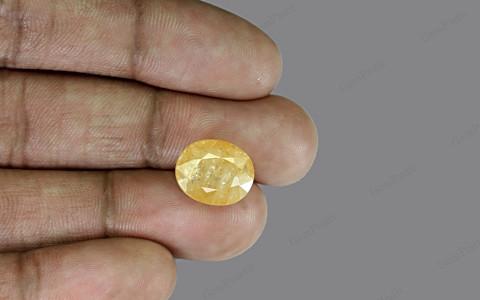 Yellow Sapphire - 9.72 carats