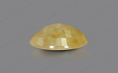 Yellow Sapphire - 4.67 carats