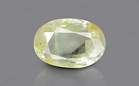 Yellow Sapphire - 4.53 carats