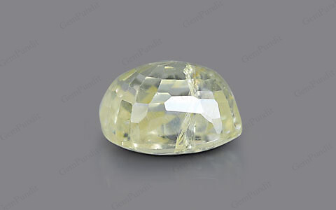 Yellow Sapphire - 4.43 carats