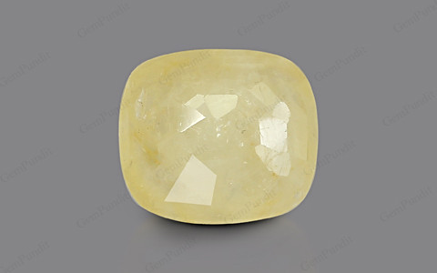 Yellow Sapphire - 4.13 carats
