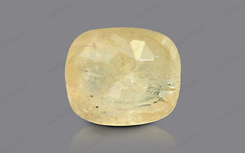 Yellow Sapphire - 3.33 carats